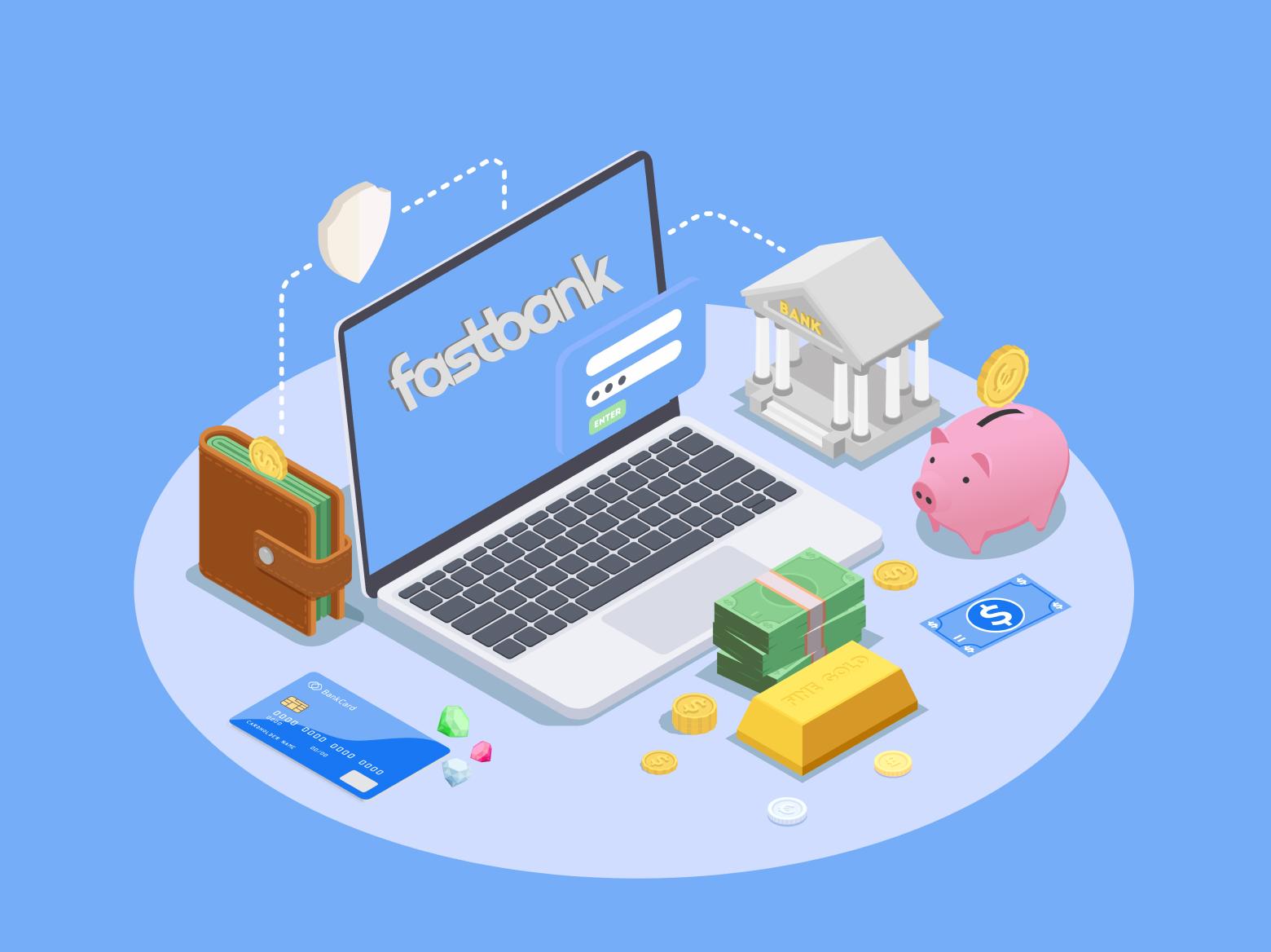 Fastbank – Digital Banking Solution